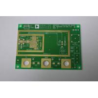 Buy 2 Layer Rogers 4350B Electronic Video Amplifiers Double Side Circuit Design at wholesale prices