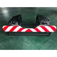 Quality Lifeline Air Bag Retractable Truck Mounted Attenuator Anti Collision for sale