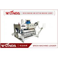 Quality Hydraulic Press Cement Concrete Hollow Block Making Machine 9.6 KW QMY6 - 25 for sale
