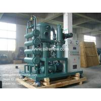 Quality Vacuum Oil Dehydration Plant, Insulatinng Dielectric Oil Purification System ZYD 9000LPH for sale