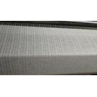 Buy cheap Heat Resistant Natural Flax Linen Curtain Fabric Good Hygroscopicity from wholesalers