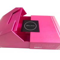 Buy Premium Luxury Magnetic Hair Extension Packaging Box CE FSC Approval at wholesale prices