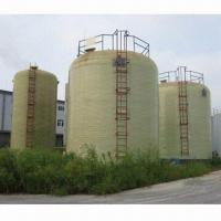Quality FRP Storage Tank with Anti-corrosion, Long Service Lifespan and Superior Hydraulic Performance for sale