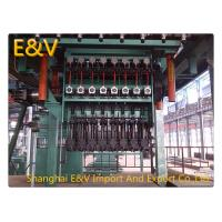 Quality Energy saving Copper Continuous Casting Machine , metal rod wire continuous roll mill for sale