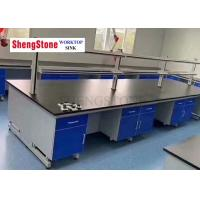 China CE / SGS Epoxy Resin Island Countertop In Research Room Of Durability College on sale