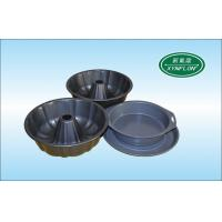 Buy cheap Black Xynflon Bakeware Silicone Non-Stick Coating Heat Resistance product