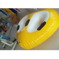 Quality Durable 0.9mm Plato PVC Tarpaulin Inflatable Water Parks Equipment for Summer for sale