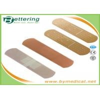 China First Aid Adhesive Medical Plaster Bandages Tape For Wounds Skin Colored 100 Pcs/ Box on sale