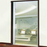 Quality Environmentally Friendly Roll Up Fly Screen Door With Long Service Life for sale