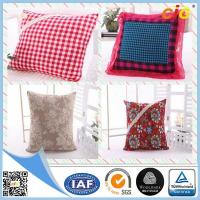 Quality Polyster And Cotton Decorative Cushion Covers / Sofa Cushion Covers for Household or Hotel for sale
