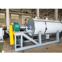 Quality GMP Standard Rotary Vacuum Paddle Dryer , Continuous Vacuum Dryer Easy To Operate for sale
