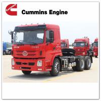 Quality LHD/RHD Cummins 340HP Heavy Duty 6x4 tractor truck for sale Colombia for sale