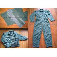 China Nomex Flight Suit/Flight Jacket/Nomex Pilot Glove on sale