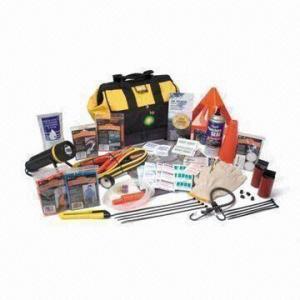 Quality Car Emergency Kit, Especially for Rainy Season, Include Emergency Blanket for sale