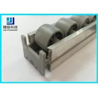Quality Roller Track End Cap Aluminum Tubing Joints For Pipe Rack System AL-50 for sale