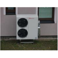 Buy cheap Commercial Low Temperature Heat Pump , Outdoor Cold Climate Heat Pump Energy Saving from wholesalers