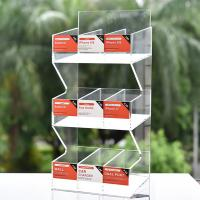 Buy Customized Acrylic Tiered Display Stands / Electronic Product Display Stand at wholesale prices