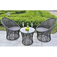 Buy cheap Fashional All Weather Wicker Patio Furniture , Outdoor Patio Table And Chairs product