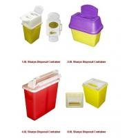 Quality T Series Disposable Surgical Sharps Container medical needle box for sale