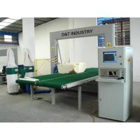 Quality Digital CNC Computerized PU Foam Cutting Machine With Wireless Remote Control for sale