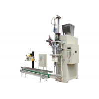 Quality 25kg 50kg Dyestuff Packing Scale Machine With PLC Control for sale