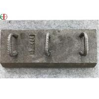 Quality AS2074 / L2B High Hardness Sand Cast CrMo Alloy Steel Casting Lifter Bars EB6037 for sale