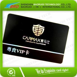 Quality plastic rfid loyalty card for sale