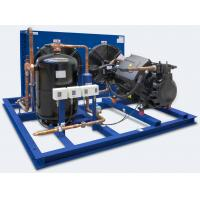 Quality Walk In Cooler Cold Room Condensing Unit With Convenient Installation for sale