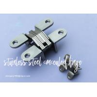 Buy cheap Furniture Cabinet Stainless Steel Concealed Hinges Angel cupboard Hinge from wholesalers