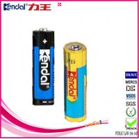 Buy cheap lr6 alkaline batteries double aa battery 1.5v dry cell supplier product