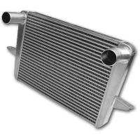 Quality Aluminum Finned Tube Heat Exchanger For Diesel Engine / Generator / Automobiles for sale