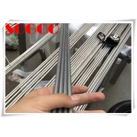 Quality Nickel N4 Capillary Tube 99.9% Purity Cold Drawing Ready Stock for sale