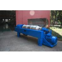 Quality Large Capacity Horizontal Decanter Centrifuges for Drilling Mud and Drilling Fluid for sale