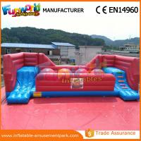 Buy cheap Commercial Grade Inflatable Obstacle Course Inflatable Big Baller Games for Kids product