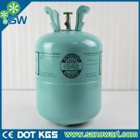 Quality Commercial r134a refrigerator cooling gas r134a for sale