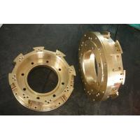Buy cheap Brass , Bronze , Copper CNC machined part precision Lathe machined parts from wholesalers