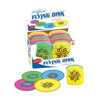 Quality Attractive Promotional 10 Inch Cloth Folding Frisbee Flying Disc for sale