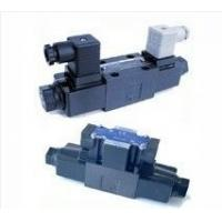 Quality Solenoid Operated Directional Valve DSG-01-3C4-A240-N-50 for sale