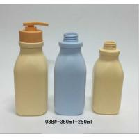 Quality Offset Printing Narrow Neck Shampoo Pump Dispenser Bottle With Screw Cap for sale