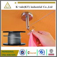 China promotion stock galvanized Aircraft Cable / steel wire rope for  fixed on sale