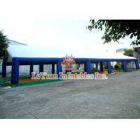Buy cheap Outdoor Advertising Inflatable Airtight Tent With OEM 0.9mm Tarpaulin product