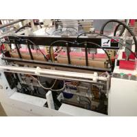 Quality Hot Cutting Plastic Carry Bag Making Machine 8.5 Kw 220/380V, 2 Line for sale