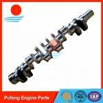 Quality China supplier for Komatsu crankshaft  6D170 6162-33-1402 6162-33-1201 6162-33-1202 6162-33-1141 6162-33-1202 for sale