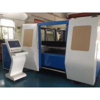 Quality High Rigidity Durable Metal Laser Cutting Machine with Dust Exhaust Device for sale