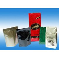 Quality Laminated Aluminum Foil Packaging Bags Custom Color Printing Smell Proof for sale