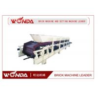 Quality Full Automatic Brick Box Feeder Simple Structure Hollow Block Making Machine Applied for sale