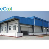 Buy cheap Steel Structure Multi Purpose Cold Storage Warehouse 15000 Tons With Blast from wholesalers