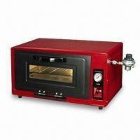 Buy cheap Portable Oven, with Piezoelectric Ignition and Built-in Oven Temperature from wholesalers