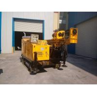 Quality High Rotary Speed Diamond Core Drill Rig Powerful Compact Structure Design for sale