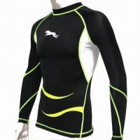 Buy cheap Gym Clothes with Dry-fit Fabric from wholesalers